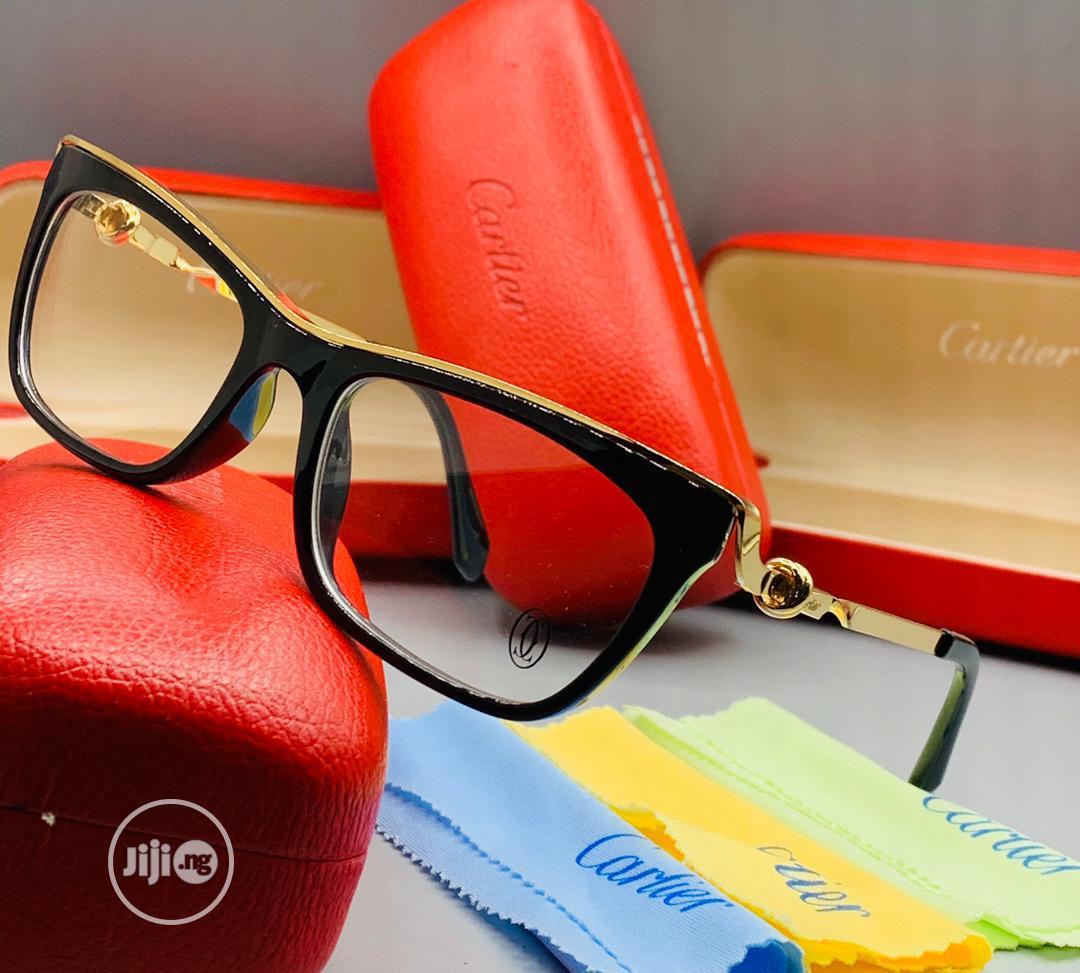 Original Cartier Sunglasses Brown | Clothing Accessories for sale in Lagos Island (Eko), Lagos State, Nigeria