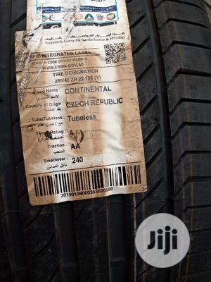 Original Brand New 285/45r22 Bridgestone | Vehicle Parts & Accessories for sale in Lagos State, Lagos Island (Eko)