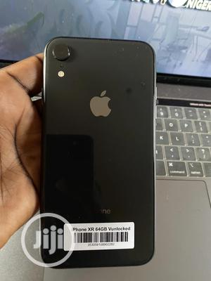 Apple iPhone XR 128 GB Black | Mobile Phones for sale in Lagos State, Surulere