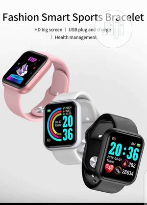 Stylish Smart Sport Bracelet/Watch | Smart Watches & Trackers for sale in Lagos State, Ikeja
