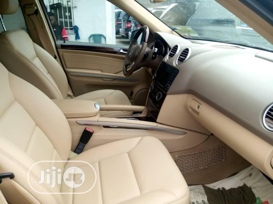 Mercedes-Benz M Class 2010 Gray | Cars for sale in Apapa, Lagos State, Nigeria