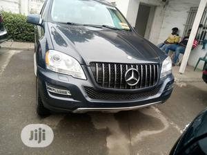 Mercedes-Benz M Class 2010 Gray | Cars for sale in Lagos State, Apapa