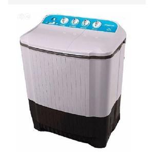Hisense 5kg Twin Tub Semi Automatic Washing Machine (Wash+Sp   Home Appliances for sale in Lagos State, Yaba