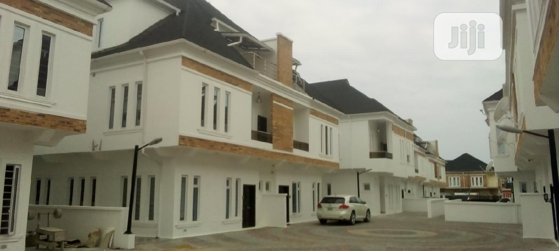New 4 Bedroom Duplex Plus Bq For Rent At Oral Estate Lekki