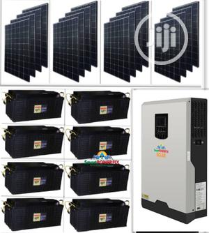 5kva Smartpowerfix Hybrid Inverter and Solar Installation | Solar Energy for sale in Rivers State, Port-Harcourt