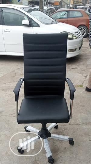 Office Leather Swivel Chair | Furniture for sale in Lagos State, Lekki