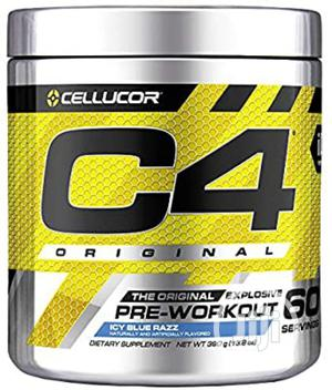 Cellucor C4 Original Pre Workout Powder 60 Serving | Vitamins & Supplements for sale in Lagos State, Yaba