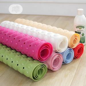Anti Slip Bathroom Mat With Sucker Rubber | Home Accessories for sale in Lagos State, Lagos Island (Eko)