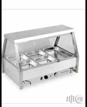 5 Plate Food Warmer(Bain Marine) | Restaurant & Catering Equipment for sale in Lagos State