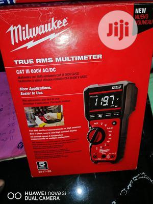 Milwaukee 2217-20 Multimeter | Measuring & Layout Tools for sale in Lagos State, Apapa