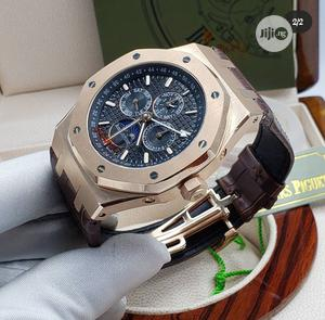 High Quality Audemars Piguet Leather Watch | Watches for sale in Oyo State, Ibadan