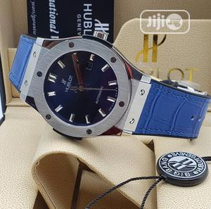 High Quality Hublot Leather Watch | Watches for sale in Oyo State, Ibadan