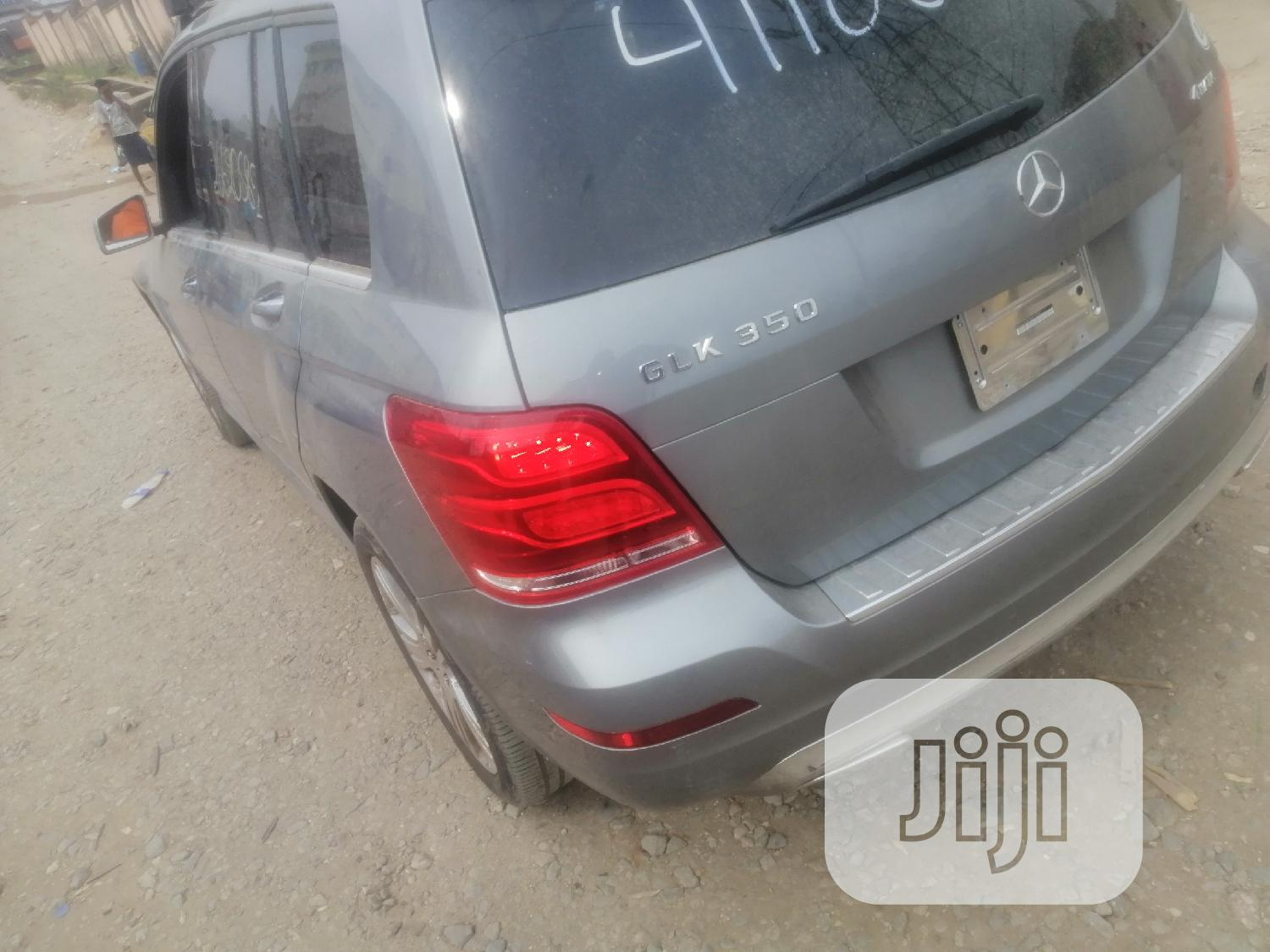 Mercedes-Benz GLK-Class 2015 Gray | Cars for sale in Isolo, Lagos State, Nigeria