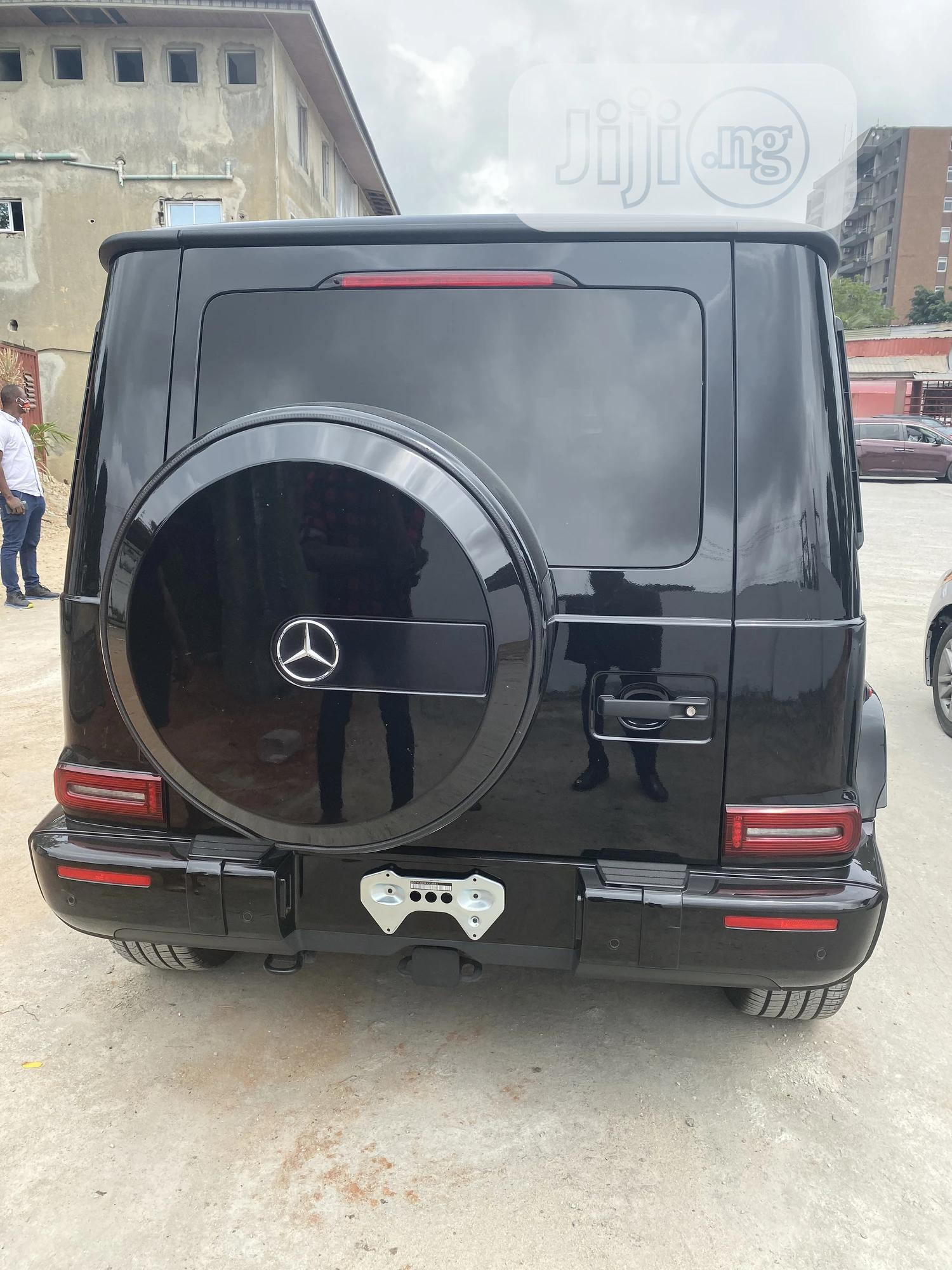 Mercedes-Benz G-Class 2019 Base G 550 AWD Black   Cars for sale in Lekki, Lagos State, Nigeria