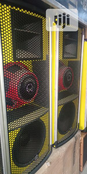 High Class Long Speaker   Audio & Music Equipment for sale in Lagos State, Ikoyi