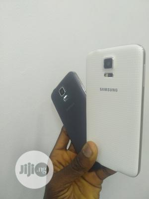 Samsung Galaxy S5 32 GB White | Mobile Phones for sale in Lagos State, Ikeja