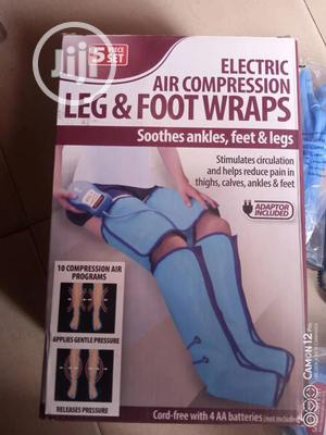 Leg And Foot Massager Therapist | Massagers for sale in Lagos State, Ikeja