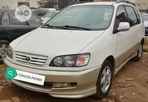 Toyota Picnic 2003 White | Cars for sale in Abuja (FCT) State, Nyanya