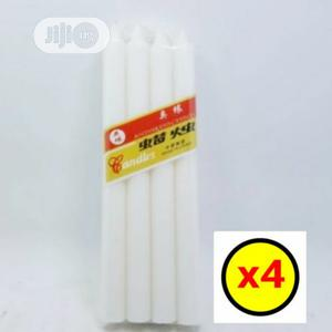 Candle, Any Color Straight Paraffin Wax Candle | Home Accessories for sale in Lagos State, Ikeja