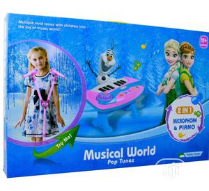 Frozen Organ With Microphone | Toys for sale in Lagos State, Amuwo-Odofin