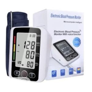 Electronic Blood Pressure Monitor | Medical Supplies & Equipment for sale in Lagos State, Surulere