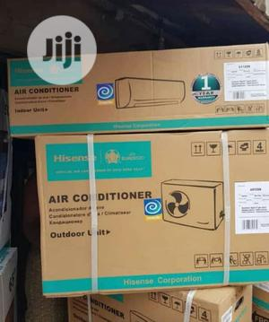 Hisense 1.5hp Split Unit Super Cooling Air Conditioner | Home Appliances for sale in Lagos State, Ojo