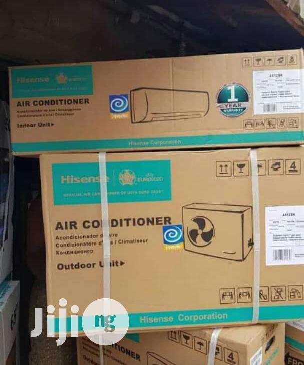 Hisense 1.5hp Split Unit Super Cooling Air Conditioner