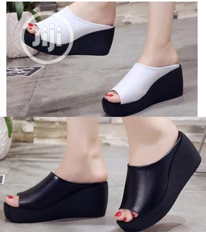 Wedge Slippers and Sling Back Sandals   Shoes for sale in Lagos State, Magodo
