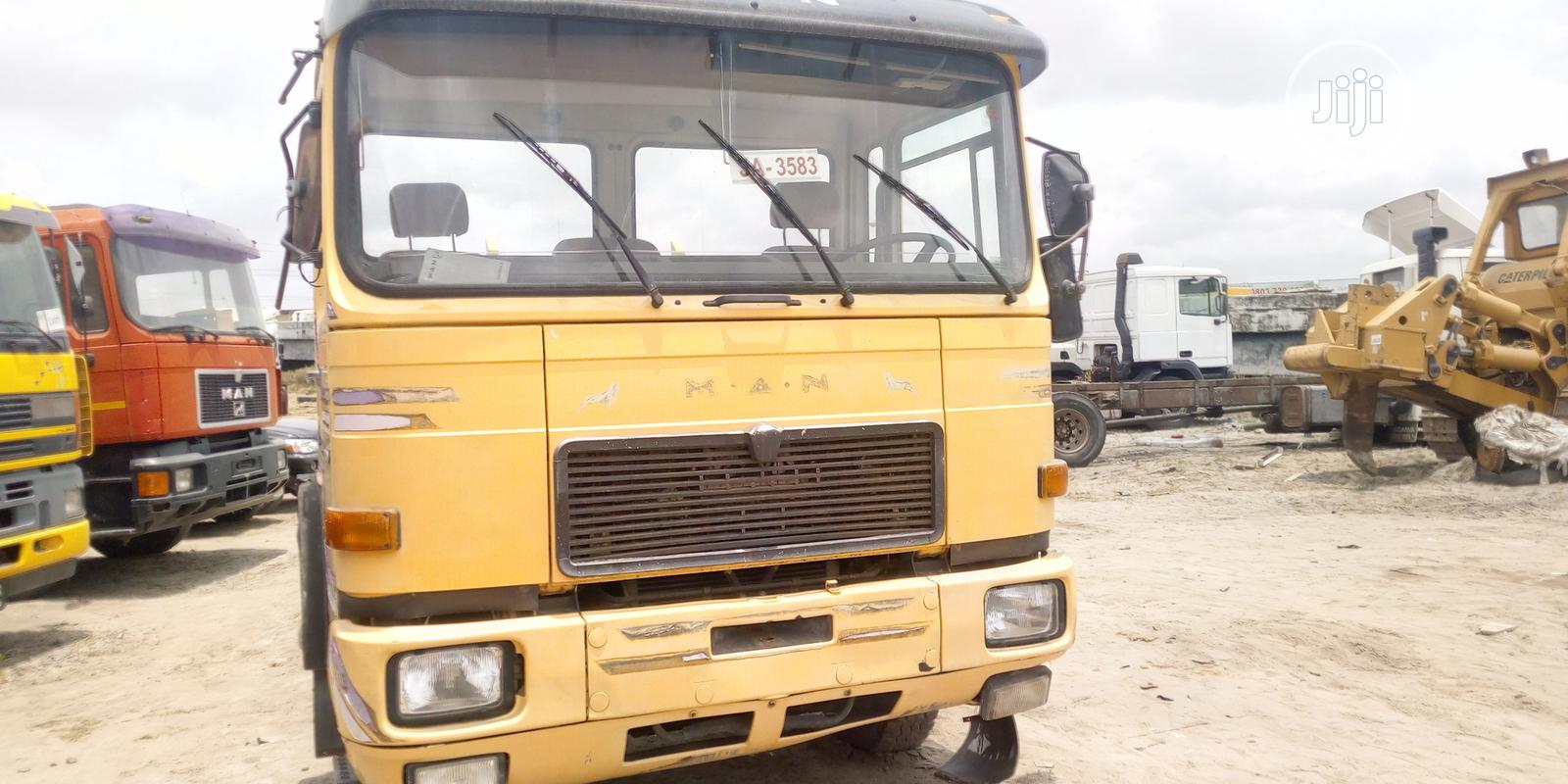 Man Diesel Tokunbo 6tyres