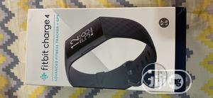 Fitbit Charge 4 Fitness Tracker   Smart Watches & Trackers for sale in Lagos State, Ikeja