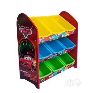 Alexander Mcqueen Cars Storage Box   Children's Furniture for sale in Lagos State, Surulere