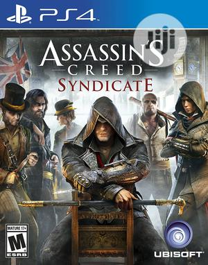 Ps4 Assassin's Creed: Syndicate | Video Games for sale in Lagos State, Agege