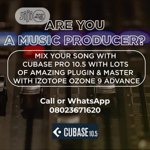 Music Production | Computer & IT Services for sale in Lagos State, Yaba
