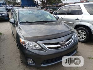 Toyota Corolla 2011 Gray   Cars for sale in Lagos State, Apapa