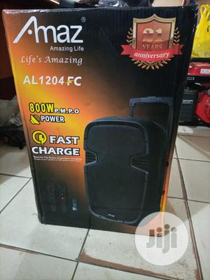 Amaz Amazing Life Bluetooth Speaker | Audio & Music Equipment for sale in Abuja (FCT) State, Central Business District