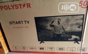 Polystar Smart TV 50 Inches | TV & DVD Equipment for sale in Lagos State, Ajah