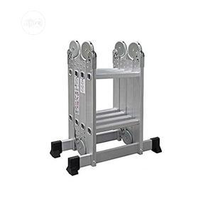 Multipurpose Aluminium Ladder With Twin Stabilizers | Hand Tools for sale in Lagos State, Lagos Island (Eko)