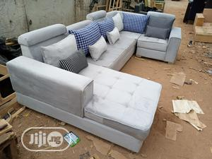 U-Shape Sofa Chairs. Quality Fabric Couches Furniture | Furniture for sale in Lagos State, Shomolu