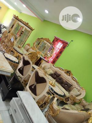 Best Italian Executive Royal Sofa With Dining Sets | Furniture for sale in Lagos State, Lekki