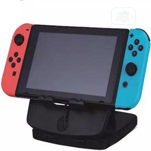 Nintendo Switch Dock Stand With Game Card Boxes Storage   Video Game Consoles for sale in Lagos State, Ikeja