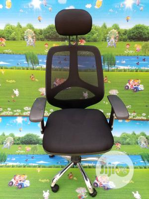 Quality Swivel Mesh Chair | Furniture for sale in Lagos State, Surulere