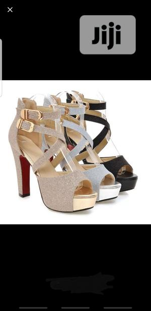 Women's High Heels Sandals | Shoes for sale in Abuja (FCT) State, Jabi