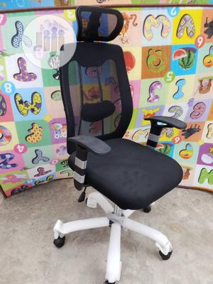 Quality Swivel Mesh Fabric Chair | Furniture for sale in Lagos State, Surulere