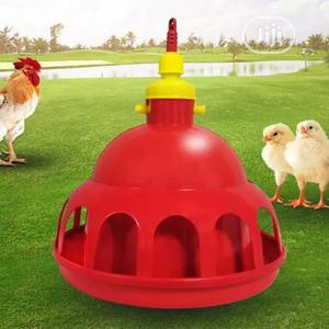 Bell Drinker for Chicken   Farm Machinery & Equipment for sale in Rivers State, Port-Harcourt