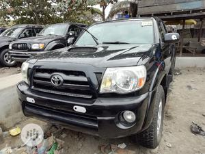 Toyota Tacoma 2006 Access Cab Black   Cars for sale in Lagos State, Apapa