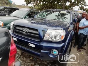 Toyota Tacoma 2006 Blue | Cars for sale in Lagos State, Apapa