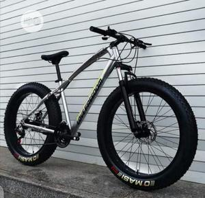 Fat Tyre Bicycle. Brand New Imported Fat Tyre Bicycle. | Sports Equipment for sale in Lagos State, Ojo