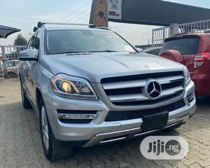 Mercedes-Benz GL-Class 2013 GL 450 Silver | Cars for sale in Lagos State, Ikeja