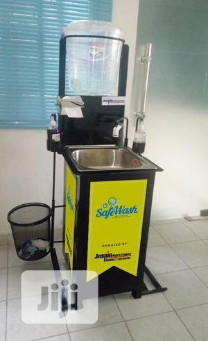 Hand Sanitizer/Hand Wash Device   Safetywear & Equipment for sale in Lagos State, Ajah