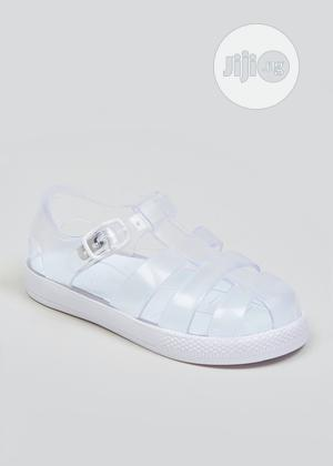 Kids White Jelly Shoe | Children's Shoes for sale in Lagos State, Lekki
